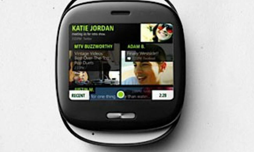 image: Microsoft lanserer Kin One og Kin Two