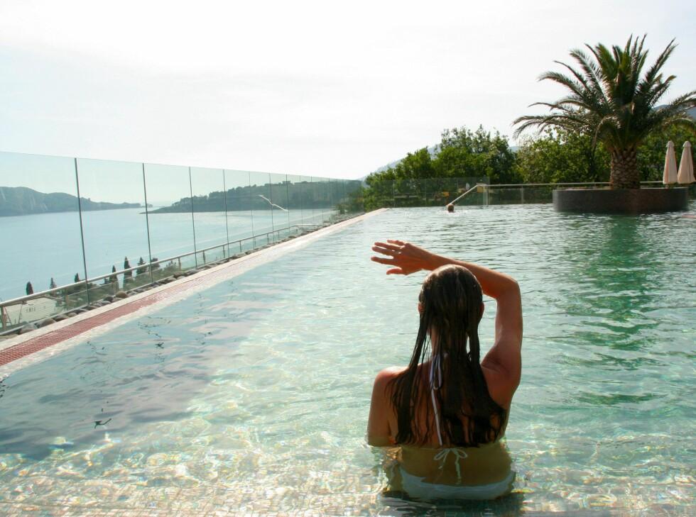 Queen of Montenegro er en perle av et hotell i fredelige Becici/Budva. Foto: Stine Okkelmo