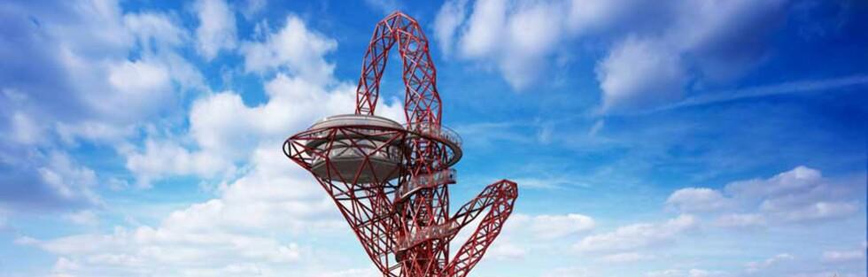 I toppen av tårnet er det en utsiktsplatform. Foto: Arup