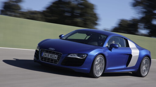 DinSide har vært heldige nok til å få stifte bekjentskap med Audi R8 en rekke ganger. Her fra lanseringen av R8 V10 i Marbella.