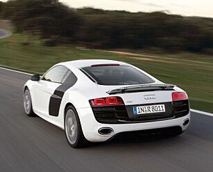 image: Audi R8 V10 ble Årets sportsbil