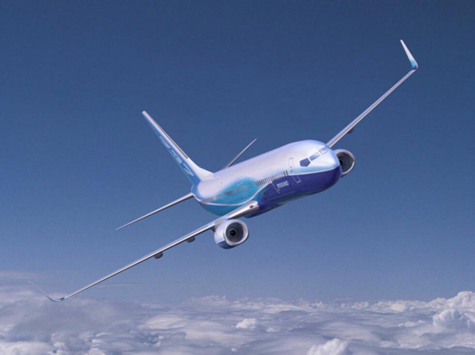 En Boeing 737 Next Generation Foto: Boeing