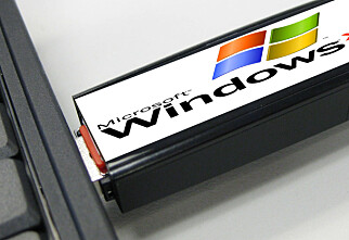 Installere XP uten CD?