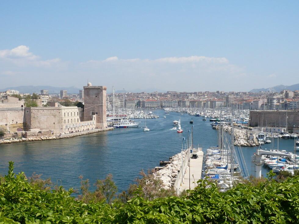 Marseille Foto:  M.Raynaud/ Terre Méditerranée