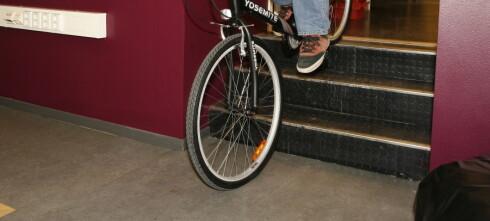 Test: Norges billigste sykkel