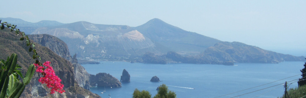 Utsikt over Lipari i Italia. Foto: Mario