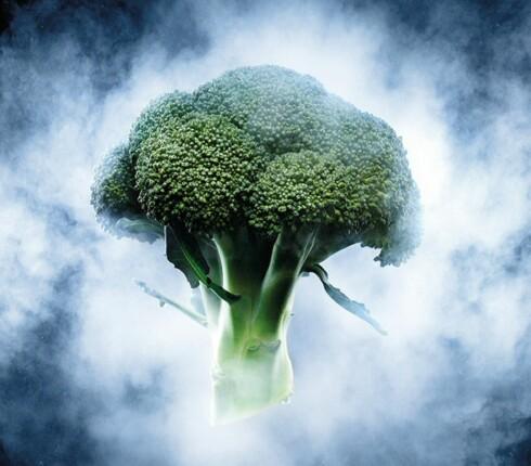 Damping i stedet for koking, skal bidra til å bevare næringsstoffene i grønnsaker. Foto: Electrolux