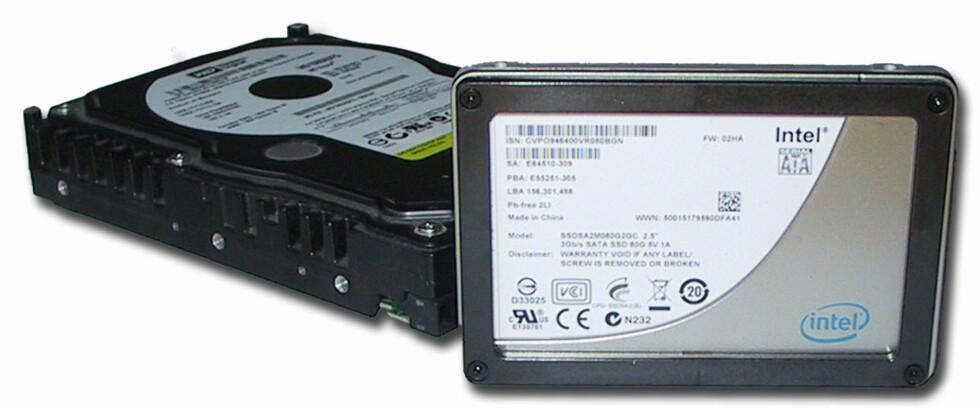 SSD som systemdisk