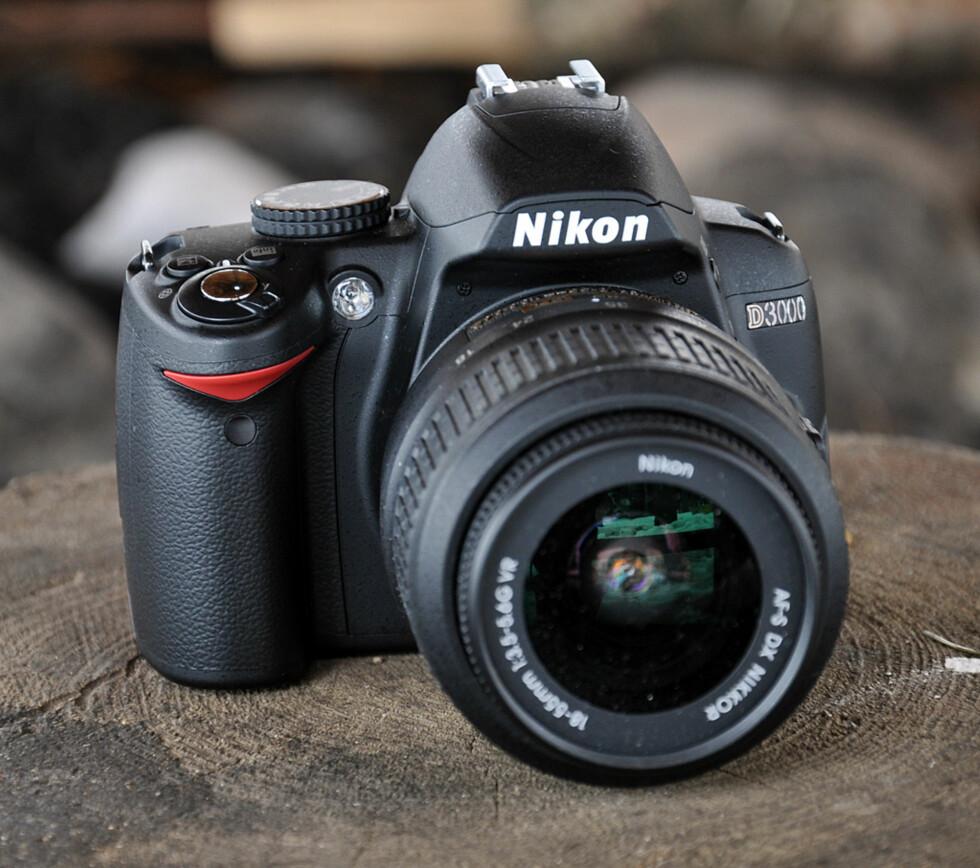 PÅ TIDE Å BYTTE UT? Ved å finne ut hvor mange bilder du har tatt med kameraet, kan du estimere hvor mange du har igjen før speilmekanismen kan begynne å svikte. Foto: PÅL JOAKIM OLSEN