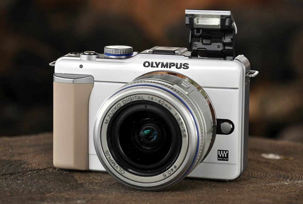 image: Olympus E-PL1