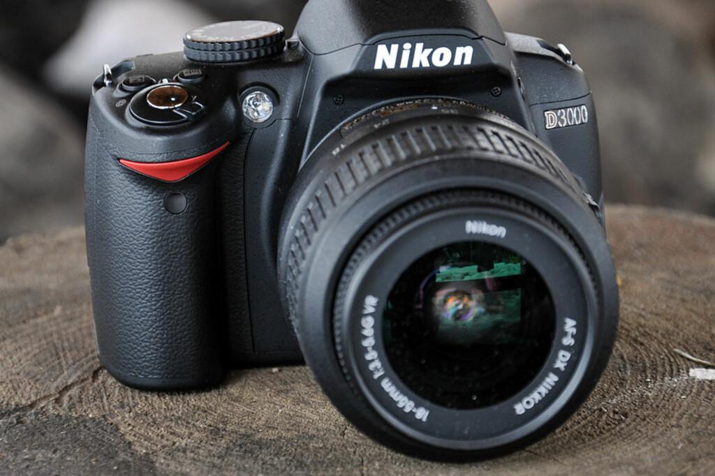 <strong>PÅ TIDE Å BYTTE UT?</strong> Ved å finne ut hvor mange bilder du har tatt med kameraet, kan du estimere hvor mange du har igjen før speilmekanismen kan begynne å svikte. Foto: PÅL JOAKIM OLSEN