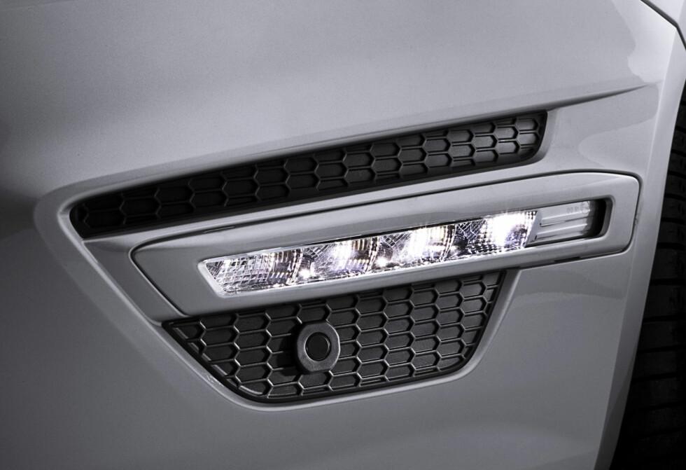 LED-kjørelys Foto: Ford