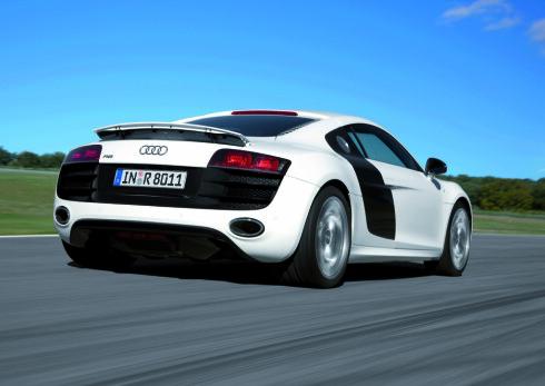 FINALIST: Audi R8 V10
