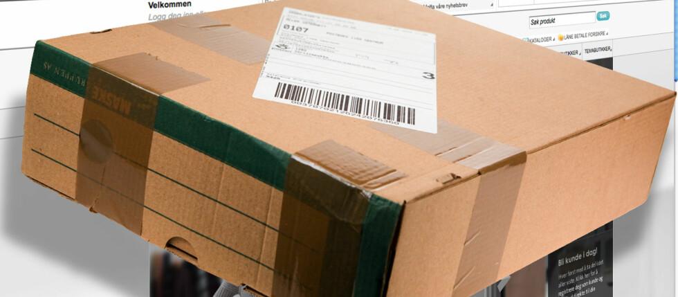 Servicenivået kan være noe av nøkkelen til suksess for den mest populære nettbutikken. Foto: Per Ervland