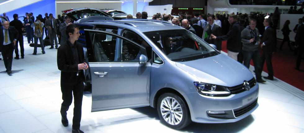 Ny familiebuss fra Volkswagen