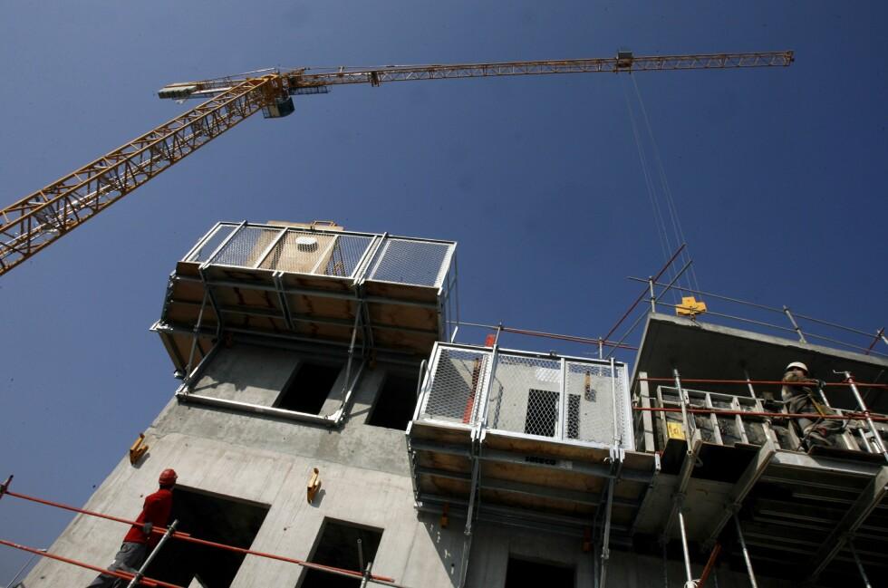 Færre kjøper nye boliger nå enn før jul. Foto: Colourbox.com