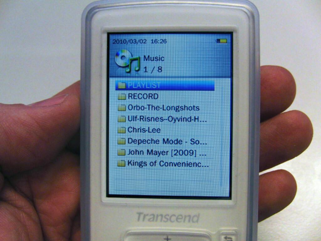 image: Transcend MP860