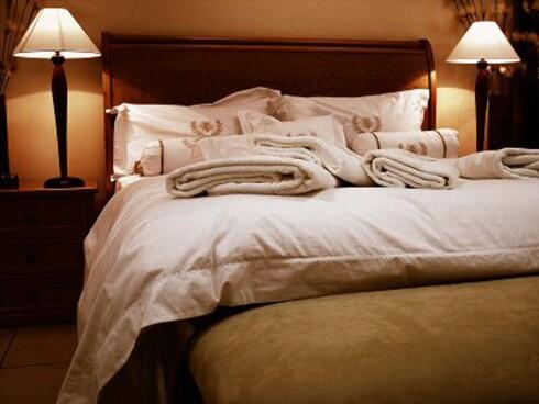 En god seng, en real frokost, og ok beliggenhet. Det er det vi forventer av et storbyhotell. Foto: Lotus Head
