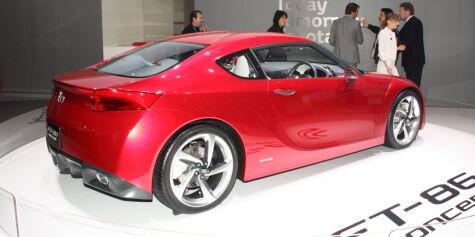 image: Nye sportsbiler fra Toyota