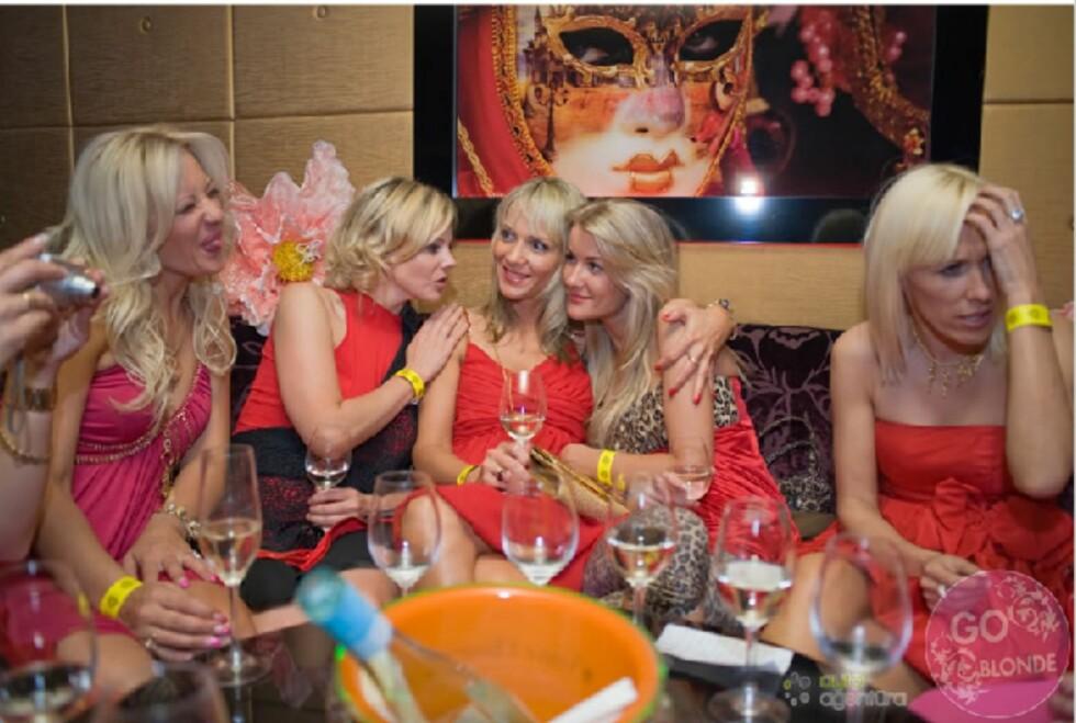 Foto: Latvian Association Of Blondes