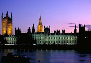 I London venter en billig ferie