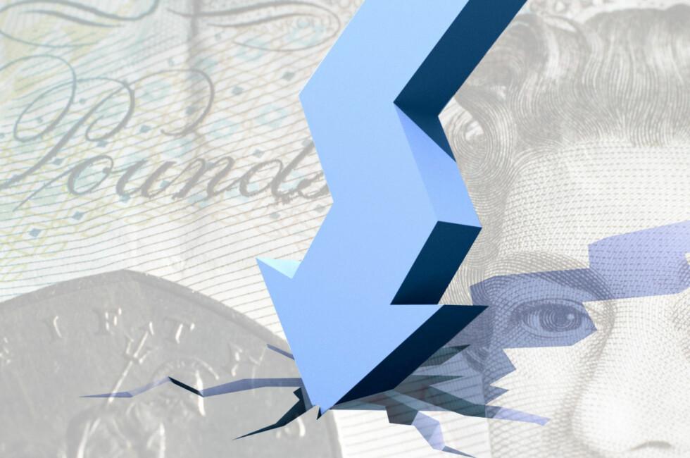 Pundet er spådd en tøff fremtid. Allerede nå står valutaen særdeles svakt sammenliknet med norske kroner. Foto: Colourbox/Sxc/DinSide