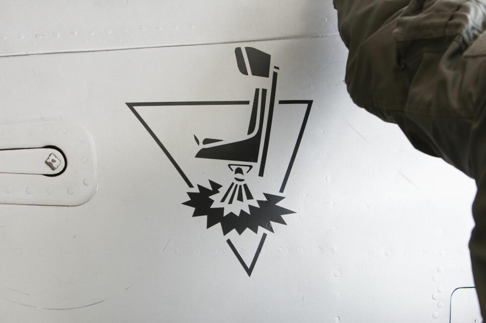 Aero L-29 er utrustet med katapultseter - en oppfinnelse vi heldigvis slapp å  teste.