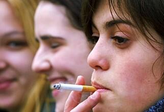 Ikke-røykere er smartere