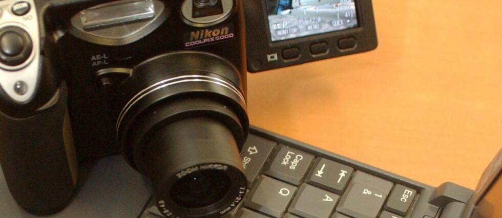 BEST I KLASSEN: Kameraprodusenten Nikon tar bedre vare på sine ansatte enn mange av konkurrentene. Foto: colourbox.com