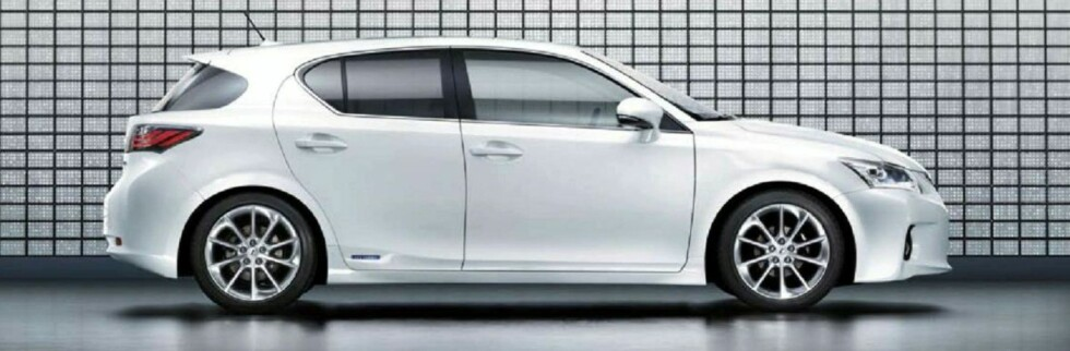 Lexus med rimeligere modell