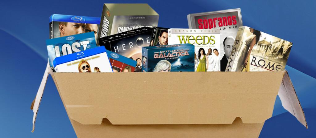 Hvor mye må du ut med i fraktkostnader hos de ulike film-nettbutikkene? Vi har sett nærmere på 11 av dem og gir deg svar. Foto: Per Ervland