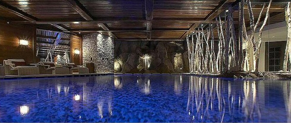Fra hotellets spa. Foto: Cheval Blanc