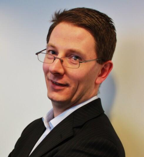 Windows-direktør John Henrik Andersen Foto: Microsoft