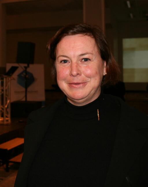 Elisabeth Realfsen er daglig leder i Finansportalen.no. Foto: Kristina Picard