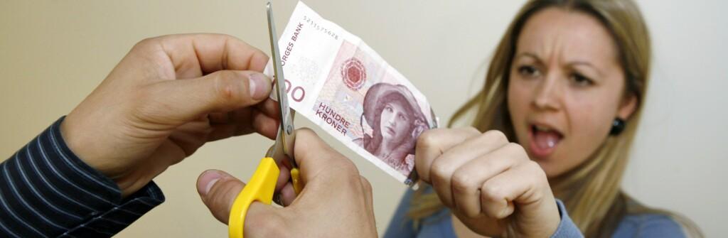 Hvor mye skal banken ha? Regnestykket er for komplisert, mener Finansportalen. Foto: Per Ervland