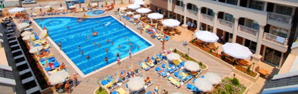 Tyrkiareiser har ledige rom på Viking Hotel & Spa i vinterferien. Foto: Tyrkiareiser