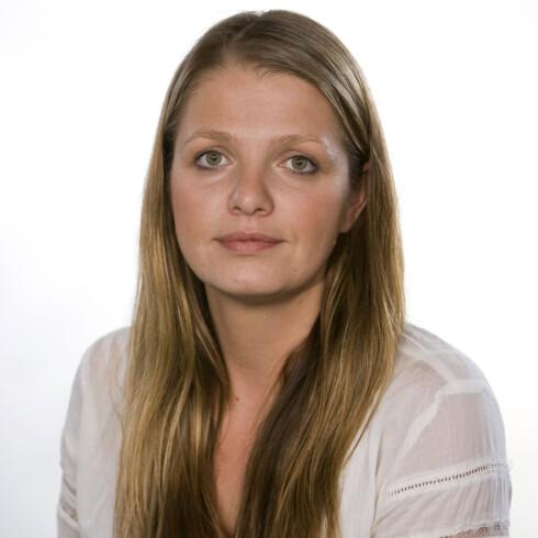 Elisabeth Dalseg er redaktør for DinSides boligredaksjon.  Foto: Per Ervland