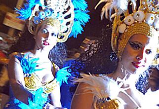 Karneval på Kanariøyene