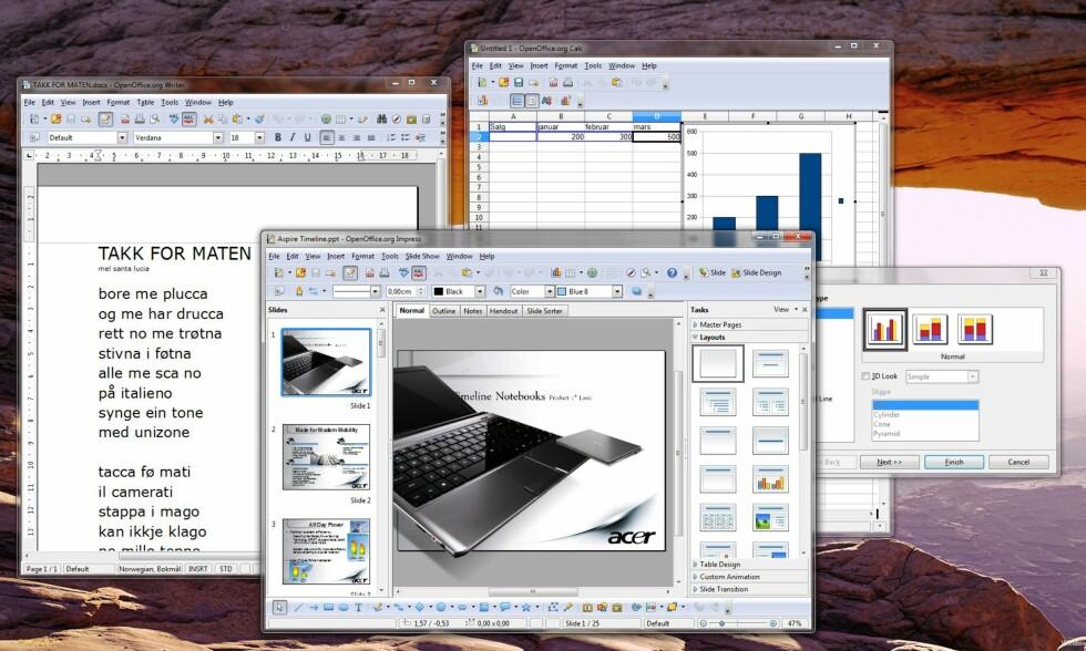 Ny OpenOffice.org klar
