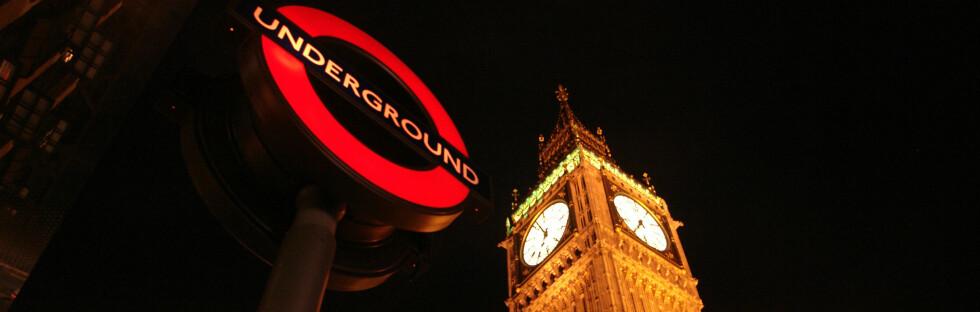 Skal du til London? Få er ut av besøket med disse tipsene. Foto: Luis Valdez