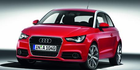 Audi med enda en nyhet