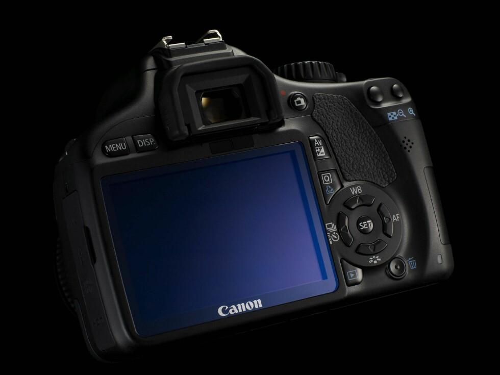 Canon EOS 550D lansert