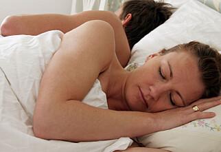 Så mye søvn trenger du