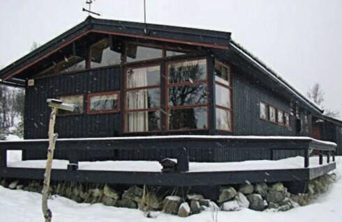 Det koster 10.495 kroner å leie denne hytta på Geilo i vinterferien. Foto: Novasol