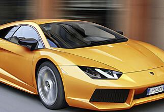 Ny Lamborghini Jota