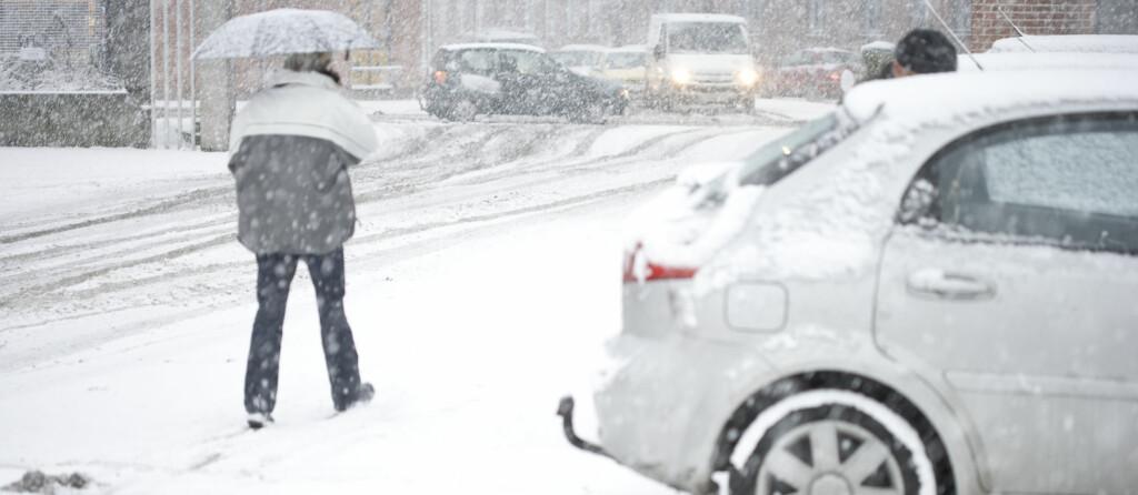 Hypotermi er når kroppen utsettes for kraftig nedkjøling til under 35 grader.  Foto: Colourbox.com