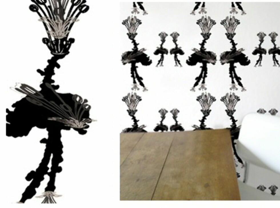 Crazy black ostrich fra tyrkiske Studio nimmo, i vaskbar vinyl/fleece. Pris: 65 euro pluss moms.  Foto: Studio nimmo