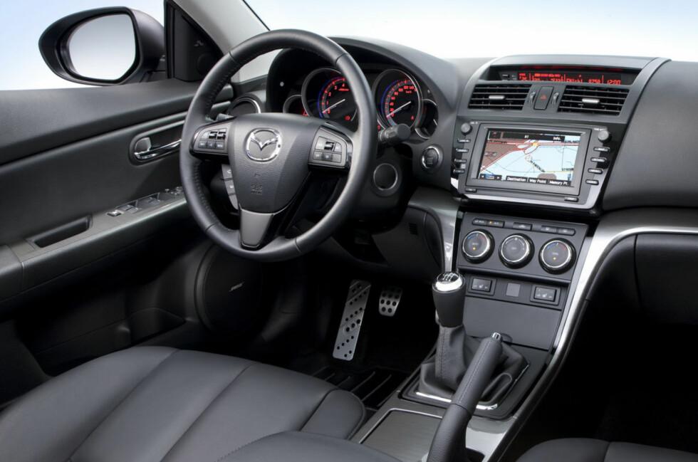 Avensis-konkurrent  fornyes