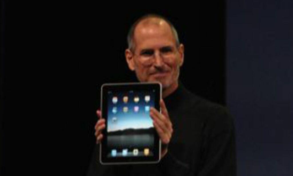 image: Her er iPad