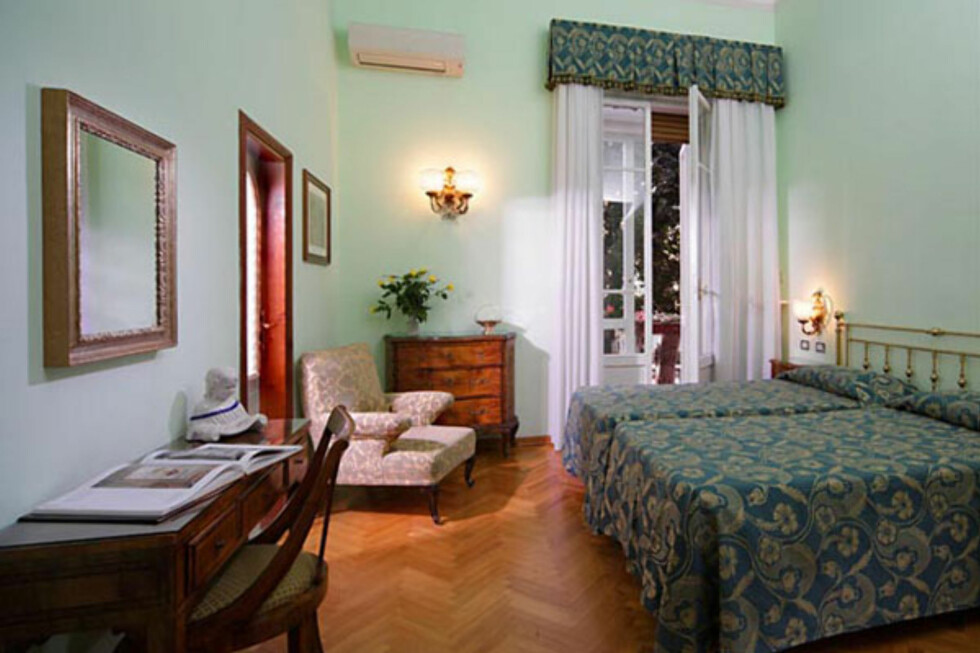 Hotel David, Firenze Foto: Hotellet